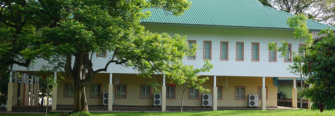 The Largest Of Nine Faculties In University Peradeniya